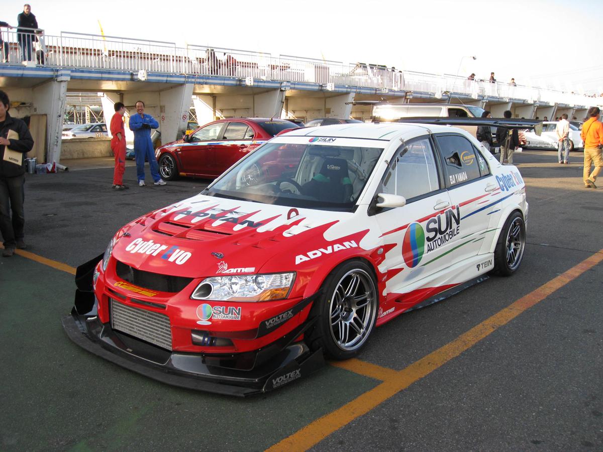 2003-2007 Mitsubishi EVO Upgrades