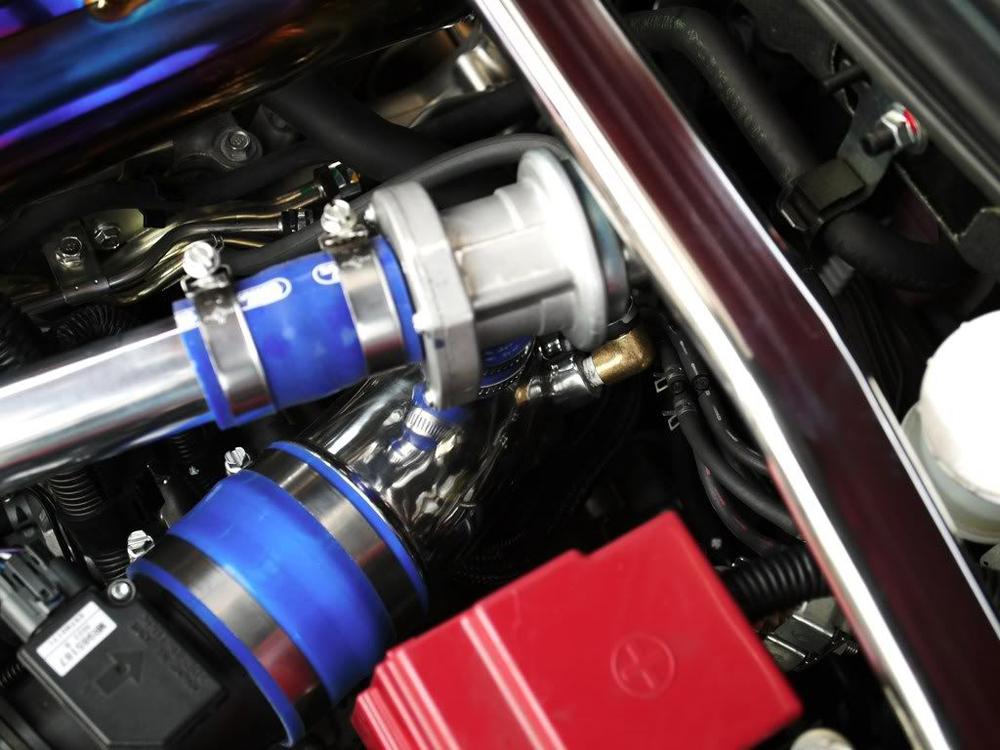 VO-X Turbo Inlet