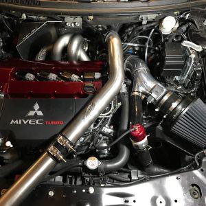 Mitsubishi EVO-X Turbo Manifolds