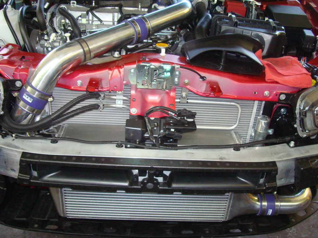 EVO-X Intercooler